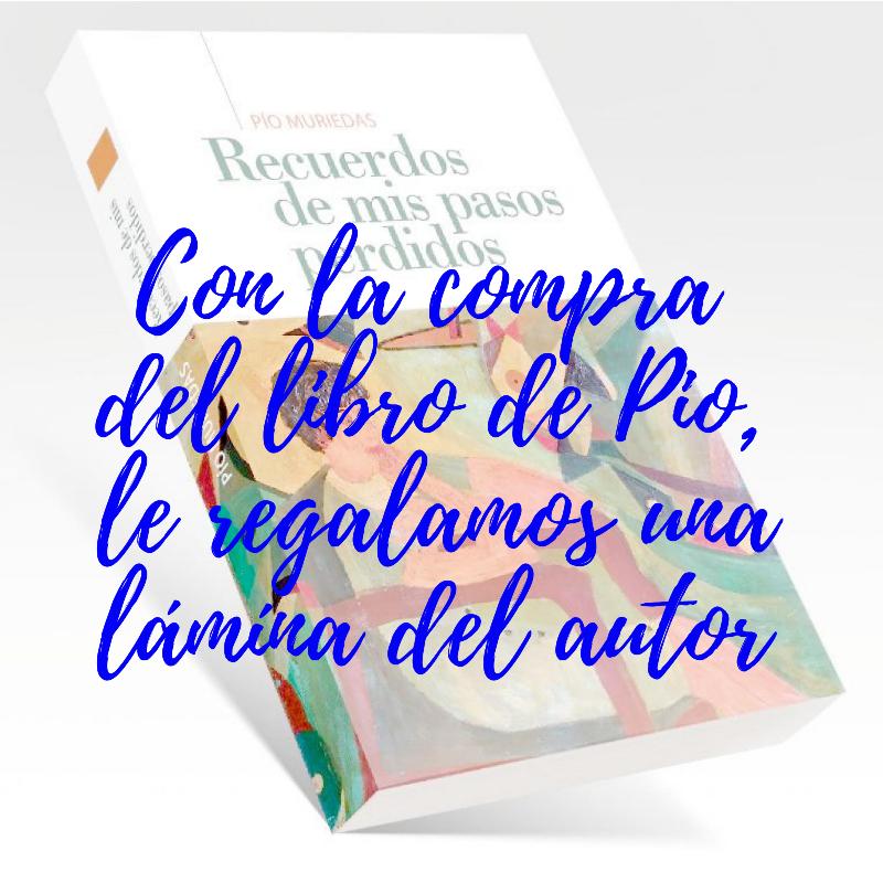 Láminas y cuadros .com. Con la compra del libro de Pío Muriedas, regalo de lámina del autor.